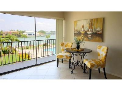 Naples Condo/Townhouse For Sale: 3200 N Gulf Shore Blvd #308