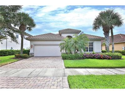 Naples Single Family Home For Sale: 9176 Quartz Ln