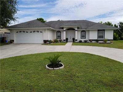 Cape Coral Single Family Home For Sale: 1917 Viscaya Pky