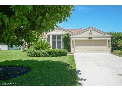 Naples Single Family Home For Sale: 2301 Mill Stream Ct