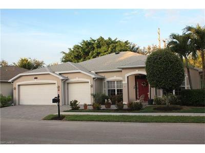 Naples Single Family Home For Sale: 391 Burnt Pine Dr