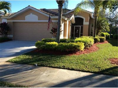 Naples Single Family Home For Sale: 3956 Cordgrass Way