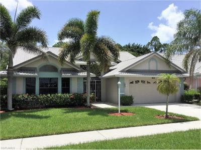 Naples Single Family Home For Sale: 252 Countryside Dr