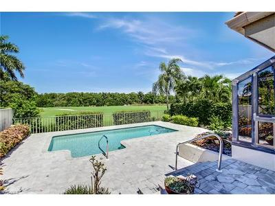 Naples Single Family Home For Sale: 3740 Haldeman Creek Dr #NV-2