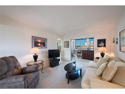 Marco Island Condo/Townhouse For Sale: 921 Seagrape Dr #406