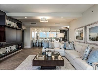 Condo/Townhouse For Sale: 7117 Pelican Bay Blvd #1406