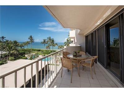 Naples Condo/Townhouse For Sale: 4005 N Gulf Shore Blvd #302