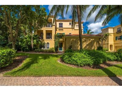 Naples Condo/Townhouse For Sale: 2835 E Tiburon Blvd #5-102