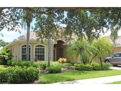 Naples Single Family Home For Sale: 6860 Bent Grass Dr