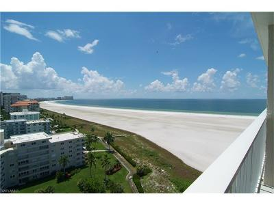Marco Island Condo/Townhouse For Sale: 260 Seaview Ct #1709