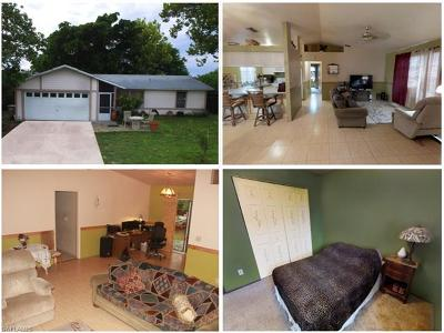 Cape Coral Single Family Home For Sale: 2224 NE 23rd Ave