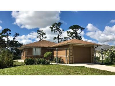 Bonita Springs Single Family Home For Sale: 26270 Sherwood Ln