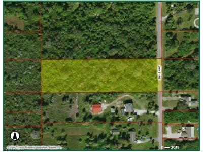 Naples Residential Lots & Land For Sale: 821 NE 20th St