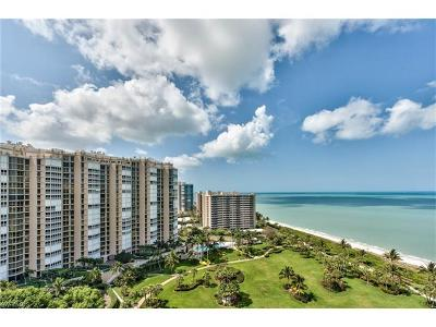 Naples Condo/Townhouse For Sale: 4041 N Gulf Shore Blvd #1702