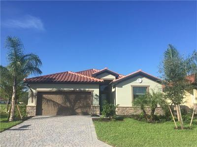 Fort Myers Single Family Home For Sale: 11624 Shady Blossom Dr