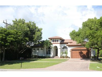 Marco Island Single Family Home For Sale: 219 Bald Eagle Dr