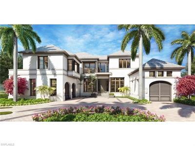 Naples Single Family Home For Sale: 4375 Gordon Dr