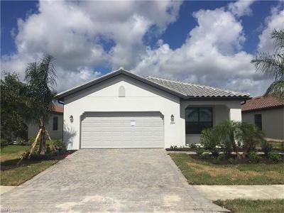 Fort Myers Single Family Home For Sale: 11604 Golden Oak Ter