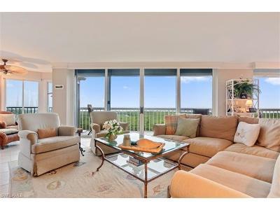 Naples Condo/Townhouse For Sale: 6101 Pelican Bay Blvd #901