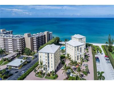 Condo/Townhouse For Sale: 3483 N Gulf Shore Blvd #604