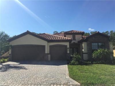 Fort Myers Single Family Home For Sale: 11875 White Stone Dr
