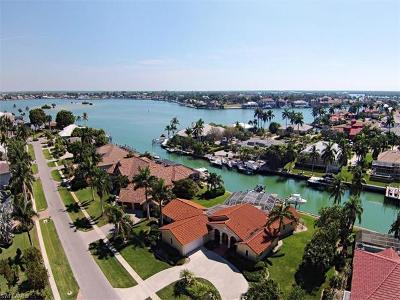 Marco Island Single Family Home For Sale: 1411 Salvadore Ct
