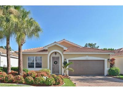 Fort Myers Single Family Home For Sale: 6563 N Plantation Preserve Cir