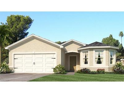 Cape Coral Single Family Home For Sale: 1728 NW 6th St