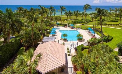 Condo/Townhouse For Sale: 4401 N Gulf Shore Blvd #C-605