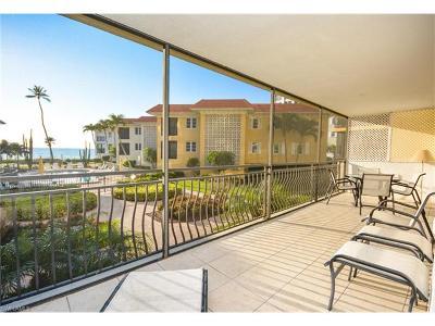 Condo/Townhouse For Sale: 3333 N Gulf Shore Blvd #102