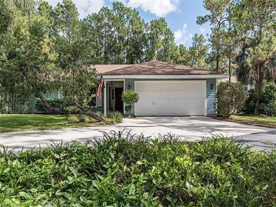 Naples Single Family Home For Sale: 3281 NW 3rd Ave