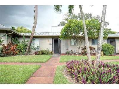 Naples Single Family Home For Sale: 900 Henderson Creek Dr #C-115