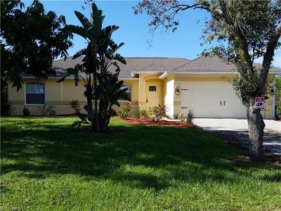 Naples Single Family Home For Sale: 3621 NE 24th Ave