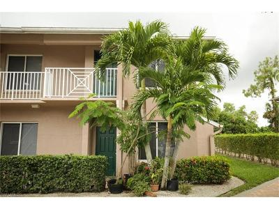 Naples Condo/Townhouse For Sale: 5470 SW 16th Pl #111
