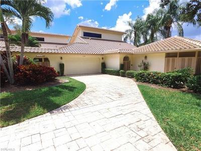 Naples Single Family Home For Sale: 11782 Quail Village Way #100-2