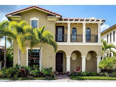 Naples Single Family Home For Sale: 1272 Kendari Terrace
