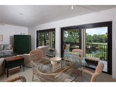 Naples Condo/Townhouse For Sale: 6080 Pelican Bay Blvd #A-204