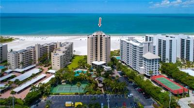 Fort Myers Beach Condo/Townhouse For Sale: 6640 Estero Blvd #703