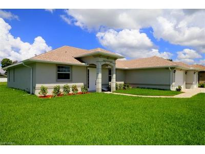 Cape Coral Single Family Home For Sale: 2124 SW 19th Pl