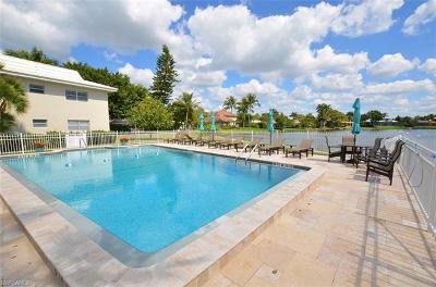 Naples Condo/Townhouse For Sale: 4160 Crayton Rd #A6