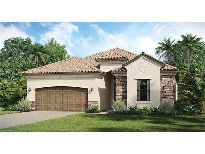 Naples Single Family Home For Sale: 12667 Kinross Ln