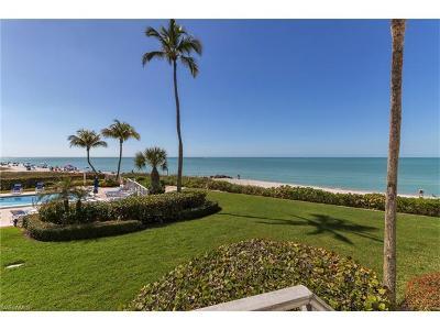 Condo/Townhouse For Sale: 2121 N Gulf Shore Blvd #102