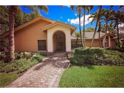 Naples Single Family Home For Sale: 12956 Valewood Dr