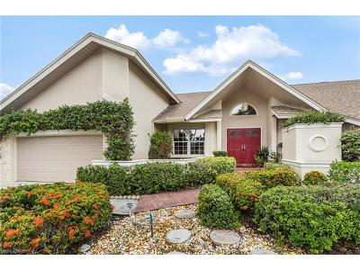 Fort Myers Single Family Home For Sale: 16985 Timberlakes Dr