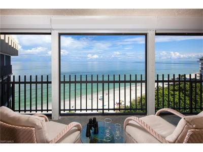 Condo/Townhouse For Sale: 3399 N Gulf Shore Blvd #PH-N