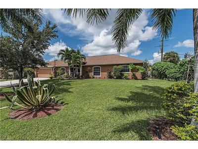 Fort Myers Single Family Home For Sale: 16090 Lakeview Dr