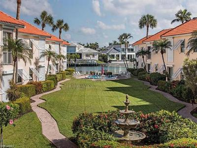 Naples Condo/Townhouse For Sale: 3070 N Gulf Shore Blvd #208