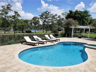 Naples Single Family Home For Sale: 4467 Silver Fox Dr