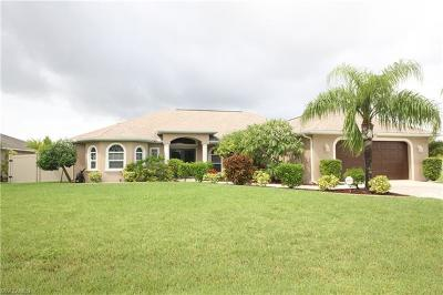 Cape Coral Single Family Home For Sale: 3310 SW 3rd St