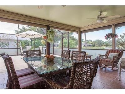 Bonita Springs Single Family Home For Sale: 26900 Sammoset Way